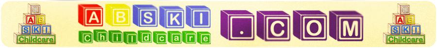 ABSki Childcare logo