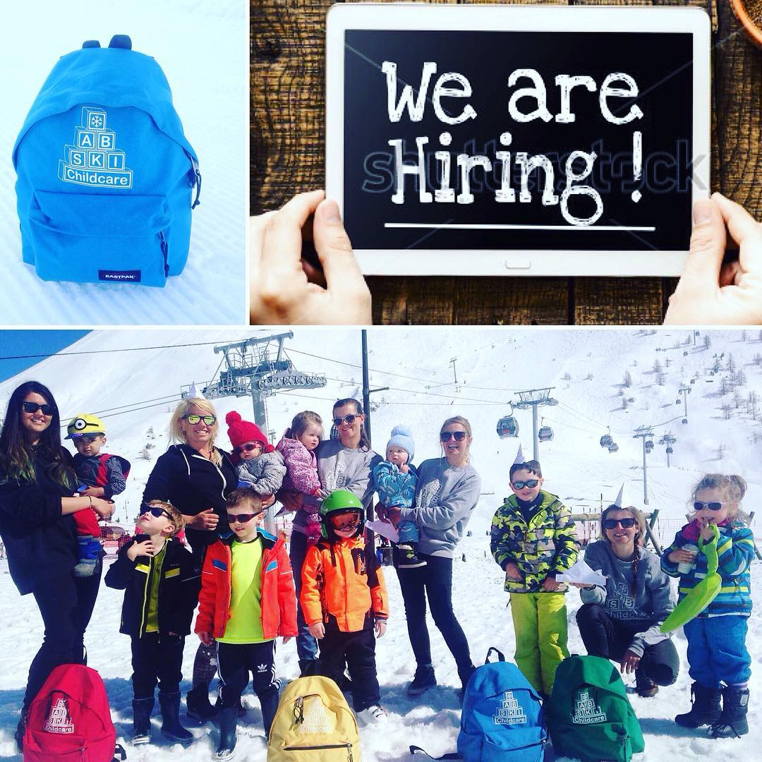 Were hiring! Come and join our fantastic team in Tignes!!hellip