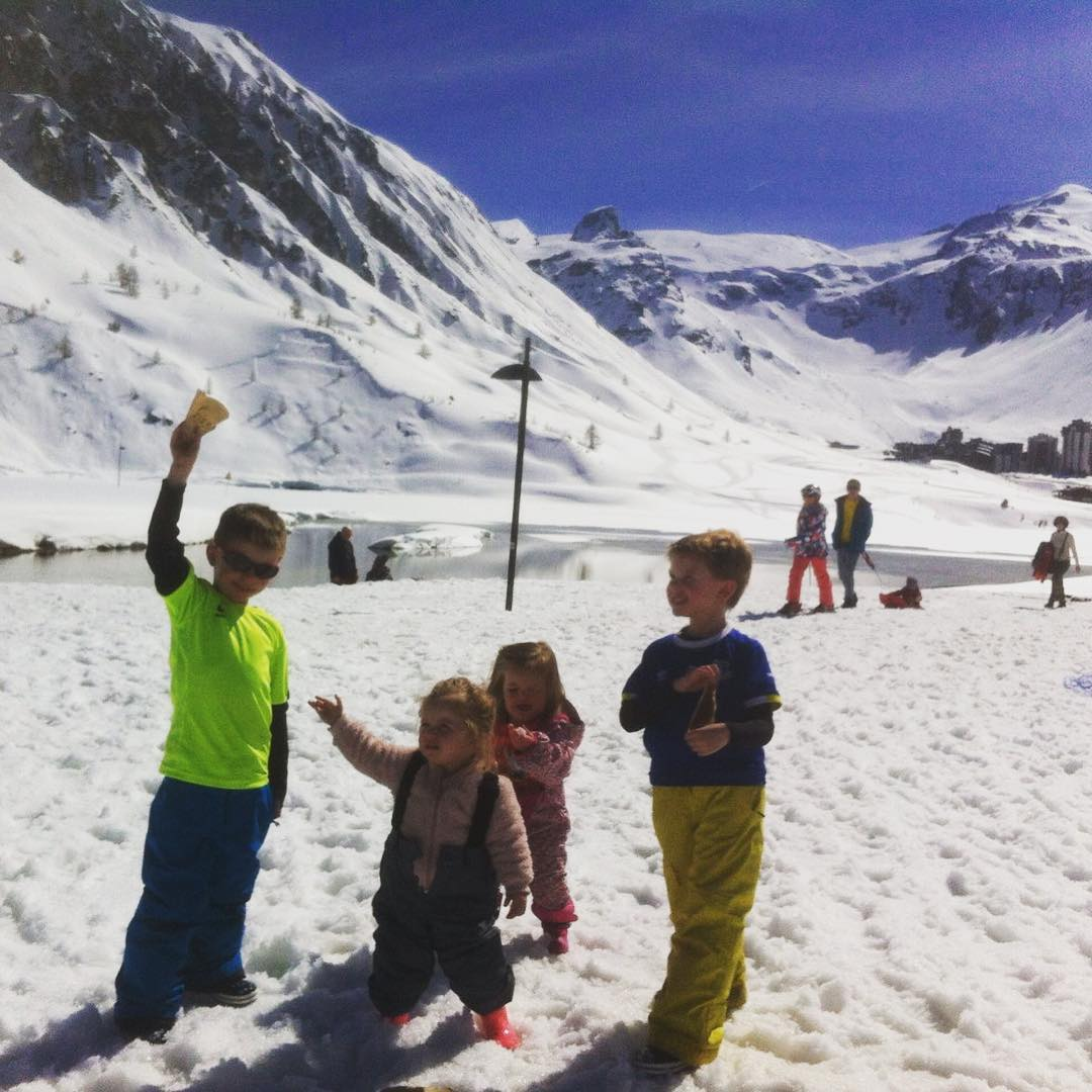 TBT to fun afternoons in tignes park!   hellip