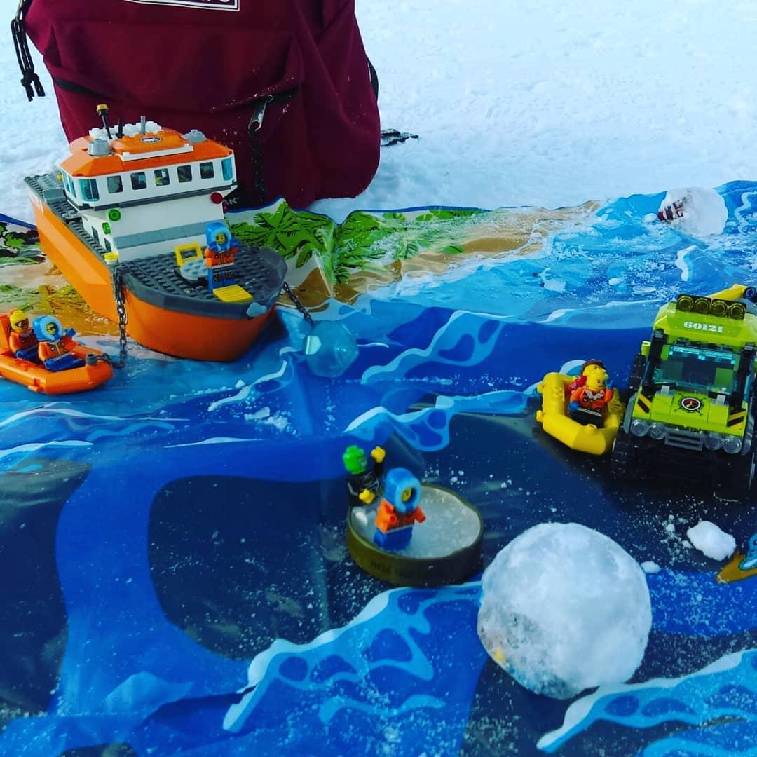 Weve had Lego obsessed children visiting us this week! Chantellehellip
